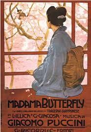 Giacomo Puccini's opera Madame Butterfly